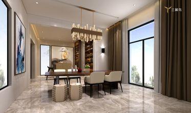 15-20万140平米别墅中式风格其他区域设计图