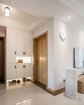 富裕型140平米四室两厅中式风格玄关设计图