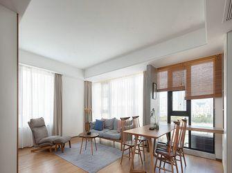 15-20万110平米三室两厅日式风格客厅欣赏图
