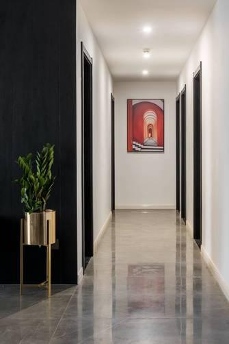 15-20万120平米四室两厅现代简约风格走廊图片大全