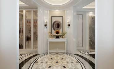 5-10万140平米四室两厅欧式风格玄关图