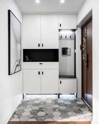 120平米三室一厅混搭风格走廊装修图片大全