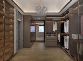 豪华型140平米别墅中式风格衣帽间欣赏图