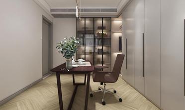 经济型100平米三室两厅北欧风格衣帽间欣赏图