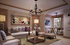 豪华型140平米四东南亚风格客厅装修效果图