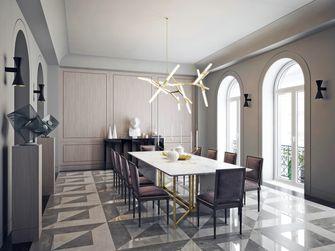 20万以上140平米四室一厅欧式风格餐厅图片