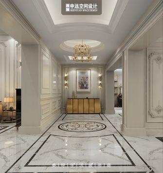 20万以上140平米别墅新古典风格玄关效果图