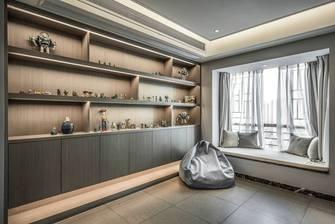 豪华型140平米四室两厅现代简约风格健身房图