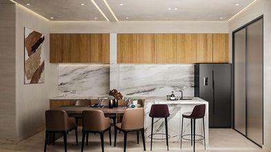 20万以上140平米别墅工业风风格厨房图片大全