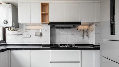 10-15万100平米三室一厅北欧风格厨房装修案例