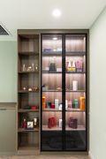 富裕型100平米复式现代简约风格储藏室图片大全