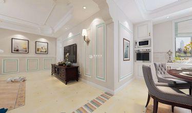 经济型140平米四美式风格走廊欣赏图