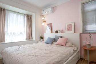 经济型60平米现代简约风格卧室图片