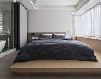 15-20万140平米四室一厅现代简约风格卧室设计图