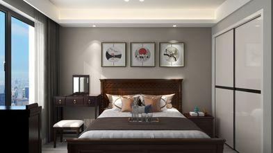 豪华型80平米中式风格卧室图片