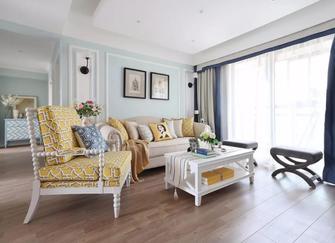 10-15万110平米三美式风格客厅设计图
