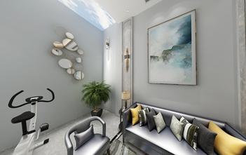 140平米别墅轻奢风格储藏室设计图
