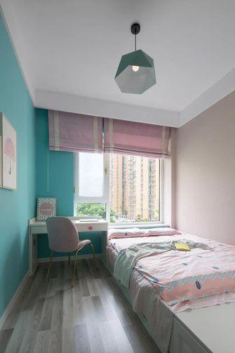 富裕型三室两厅美式风格青少年房装修案例