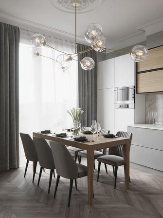经济型70平米三室两厅法式风格厨房装修效果图