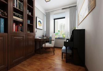 10-15万110平米三室两厅新古典风格书房欣赏图