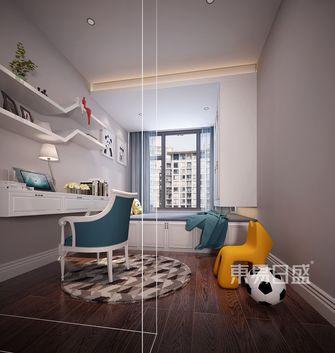 豪华型120平米四欧式风格书房装修效果图