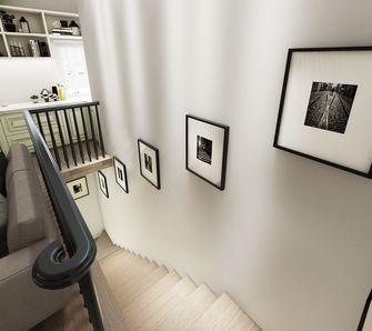 豪华型120平米三混搭风格楼梯间效果图