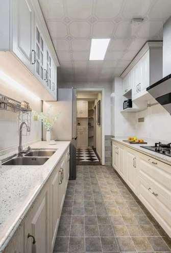100平米四室两厅欧式风格厨房装修效果图