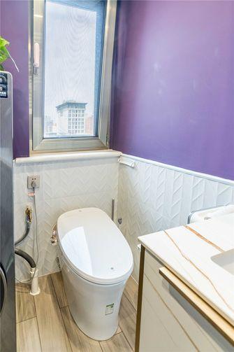 15-20万110平米三室一厅混搭风格卫生间图片