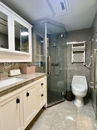 130平米三美式风格卫生间装修案例