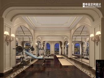 20万以上140平米别墅欧式风格健身房图片