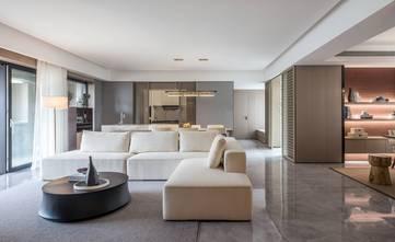 豪华型140平米四室一厅现代简约风格阳台装修图片大全