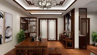 10-15万公寓中式风格餐厅欣赏图