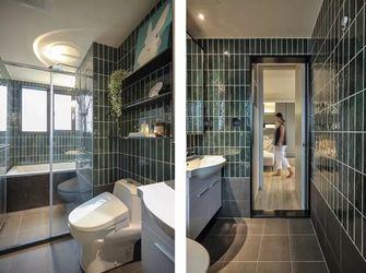 3万以下60平米一室一厅现代简约风格卫生间装修图片大全