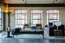15-20万90平米一室一厅工业风风格客厅设计图
