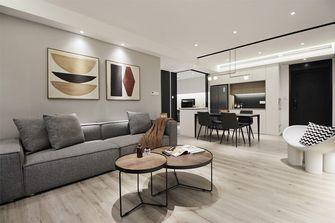 5-10万100平米三现代简约风格客厅图片大全