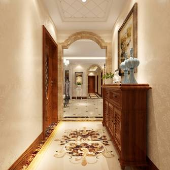 20万以上120平米三室三厅欧式风格玄关图