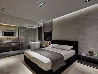 富裕型130平米复式工业风风格卧室图