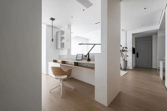 10-15万100平米现代简约风格书房装修案例