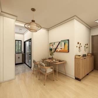 10-15万100平米三室一厅日式风格餐厅图片大全