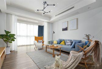 经济型60平米混搭风格客厅图片