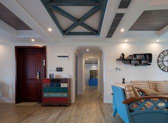 3万以下100平米三室一厅地中海风格客厅装修案例