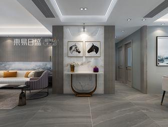 140平米四室两厅轻奢风格玄关欣赏图