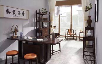 10-15万110平米三室三厅中式风格书房图片大全