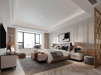20万以上140平米复式混搭风格卧室图