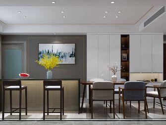 20万以上140平米三室四厅港式风格餐厅欣赏图