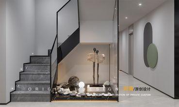15-20万140平米复式中式风格楼梯间欣赏图