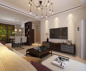 10-15万80平米美式风格客厅设计图