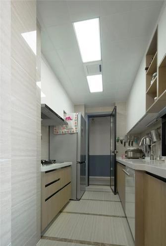 富裕型120平米三现代简约风格厨房图