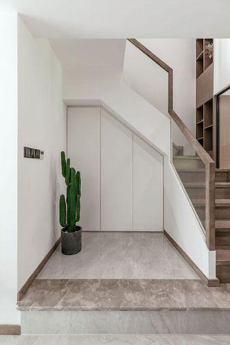 140平米复式北欧风格楼梯间欣赏图
