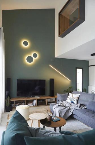 140平米四室两厅北欧风格客厅设计图